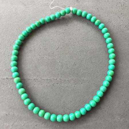 8mm Round fine turquoise Gemstone beads