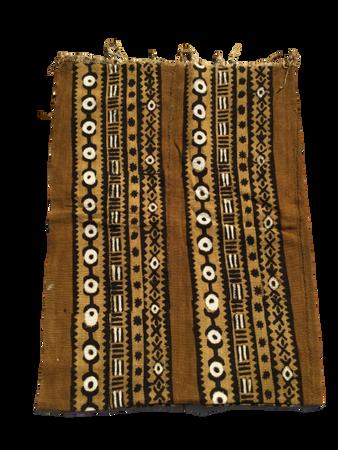 47x62 Large Mali mud cloth fabric M102