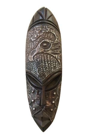 God's Gift tribal mask African art