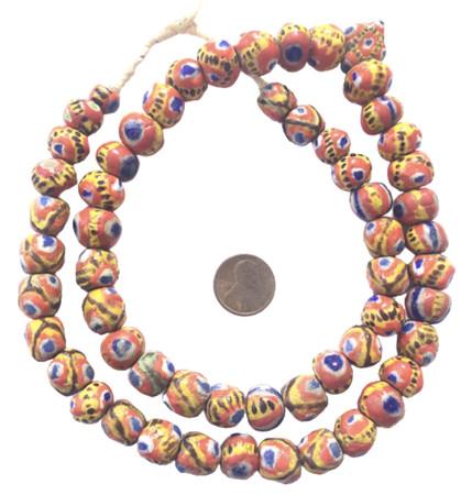Collectible Beautiful Mauritanian Kiffa African trade beads