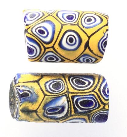Venetian millefiori Collectible trade beads