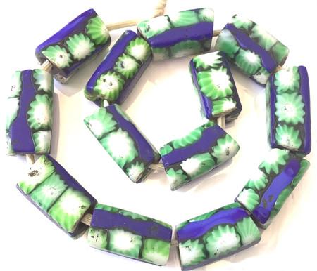 Venetian Millefiori antique trade beads