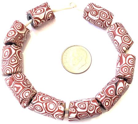 Antique Venetian Millefiori trade beads