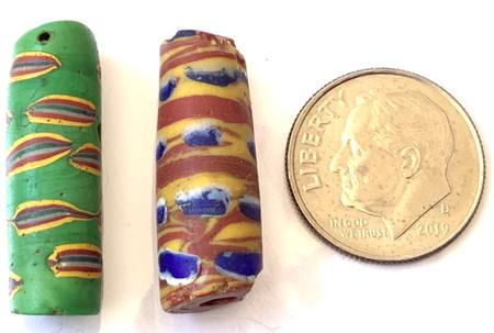 Venetian wound trade beads