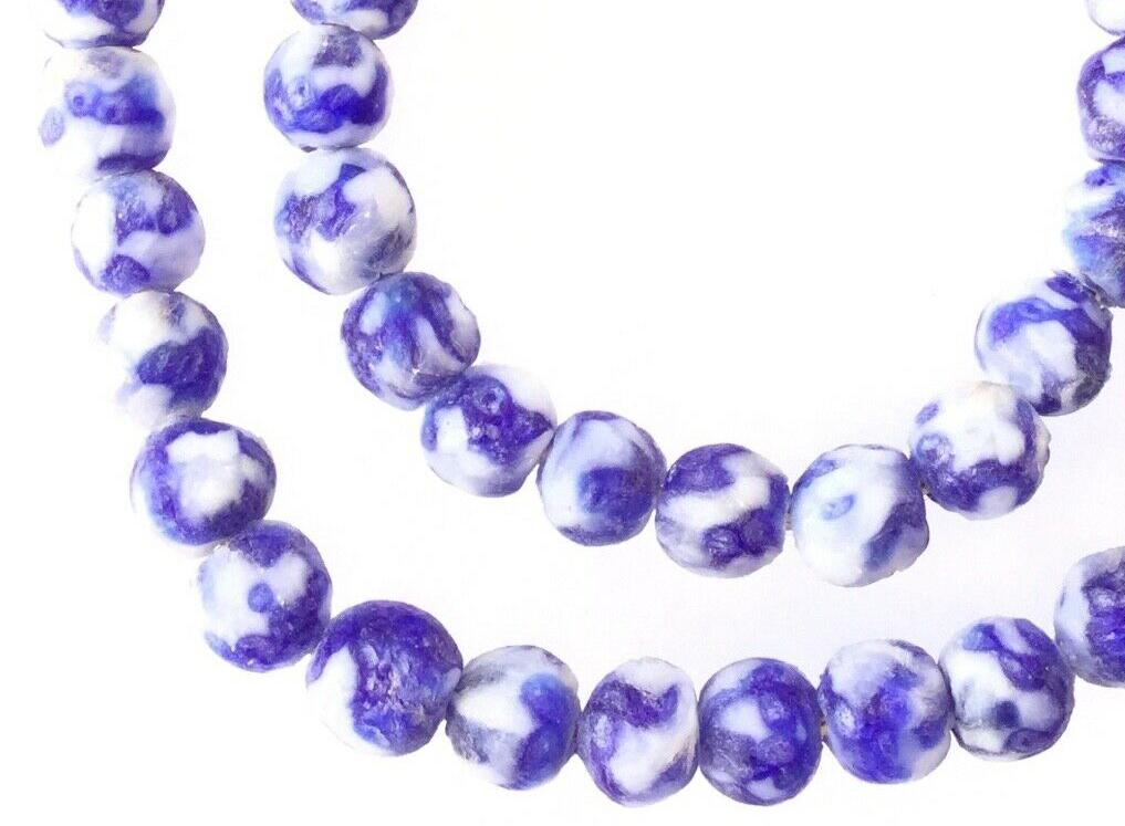 300 Preciosa Czech Glass Fire Polished Round Beads 6mm Deep Violet purple