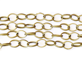 Chains for Jewelry design