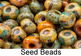 Shop Seed beads