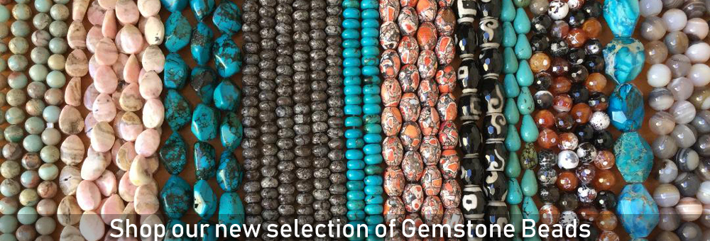 Shop our new gemstone beads