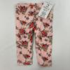 Floral RE Legging 6-9 mth
