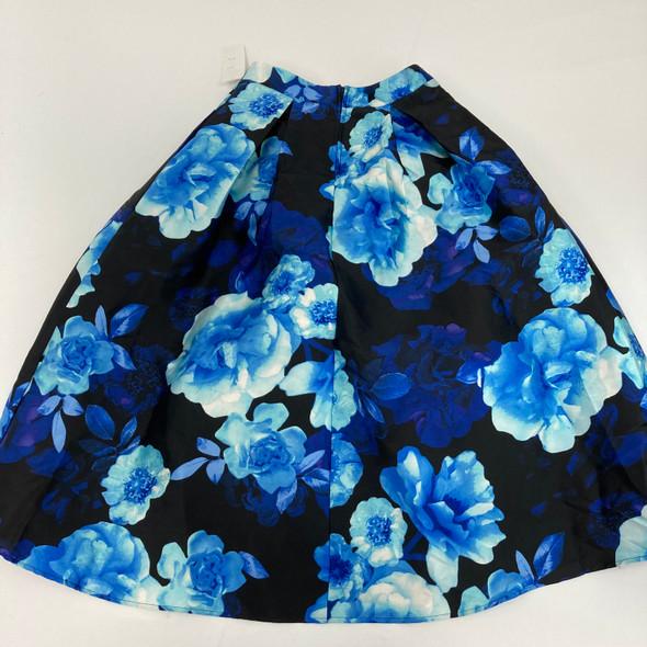 Floral Long Skirt 14 yr