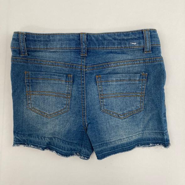 Denim Shorts 6 yr