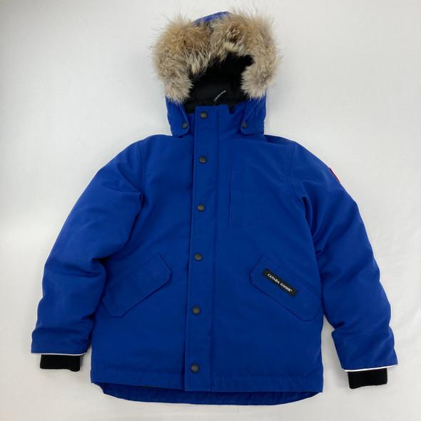 Youth Logan Parka Jacket 7-8 yr