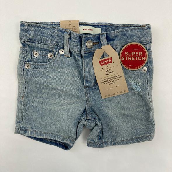 Light Midi Shorts 3T