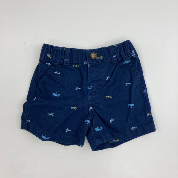Beach Denim Shorts 6 mth
