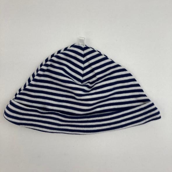 Striped Newborn Hat