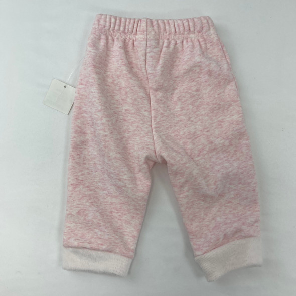 Silver Star Patch Sweatpants 3-6 mth