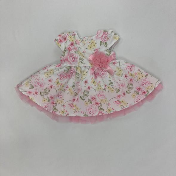 Floral Dress 12 mth