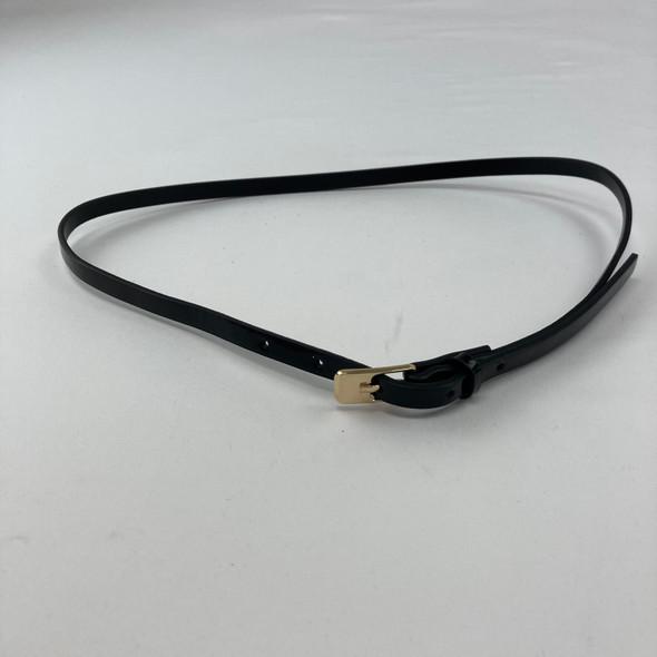 Black Dress Belt Size 2