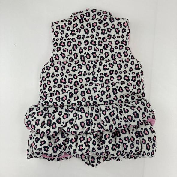 Cheetah Print Vest 6X