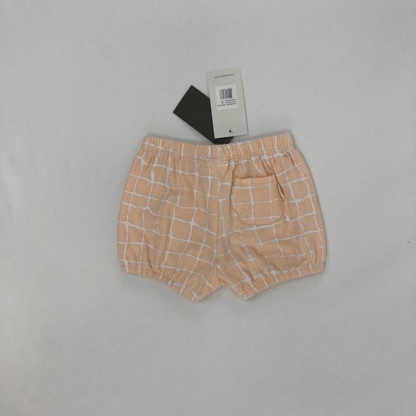 Peach Shorts 18 mth
