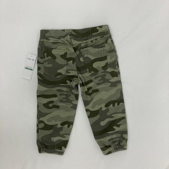 Camouflage Khaki Pants 18 mth