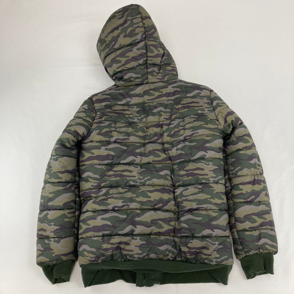Army Green Coat X Large