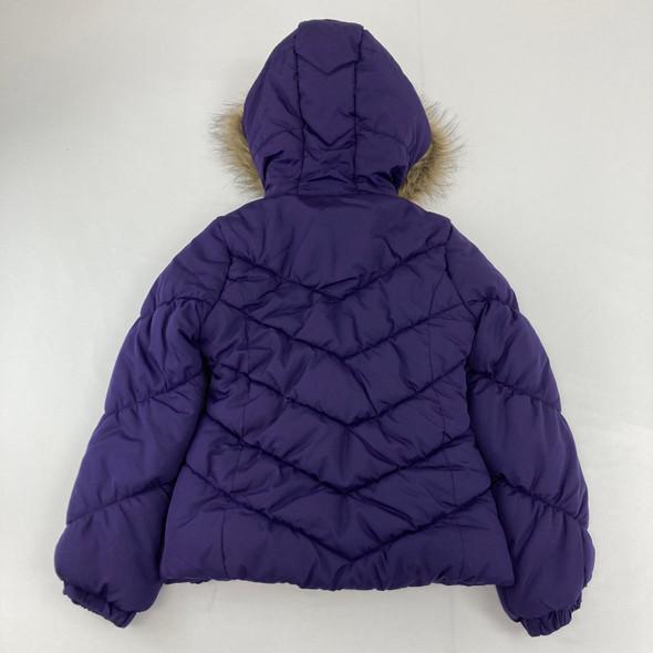 Purple Coat 7-8 yr