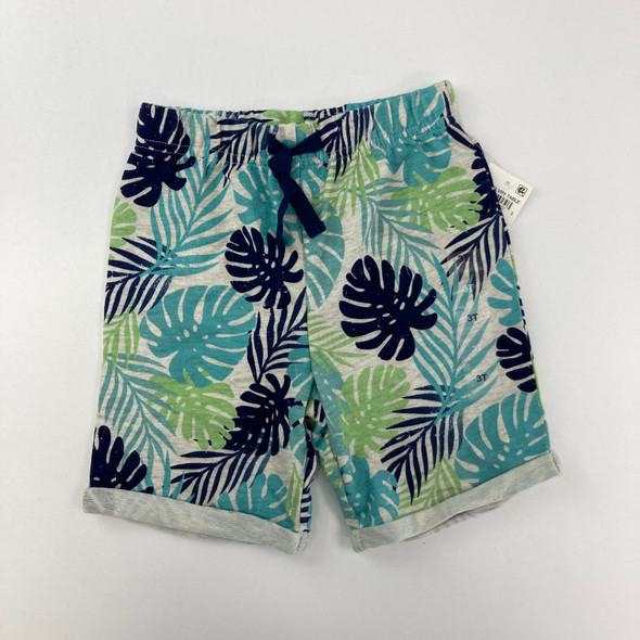 Tropical Shorts 3T