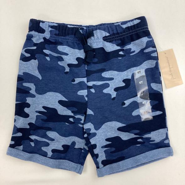 Camo Shorts 4T