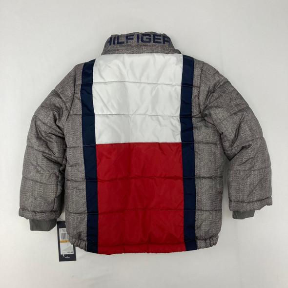 Gray Puffer Jacket 3T