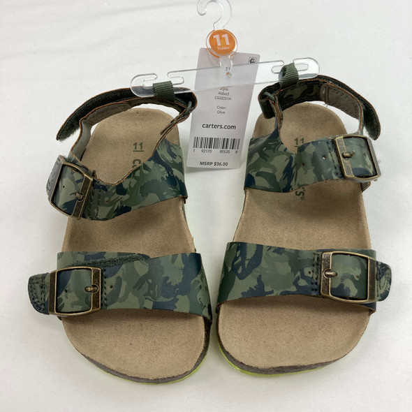 Aldus Sandals 11 Toddler