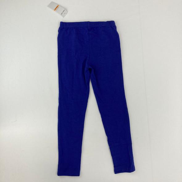 Blue Leggings 6X