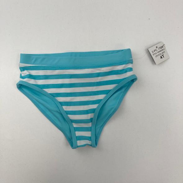 Striped Bikini Bottoms 4T