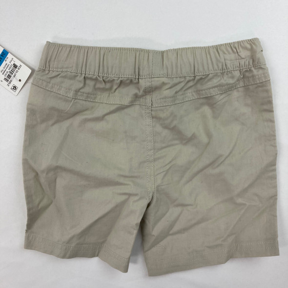 Beige Shorts 24 mth