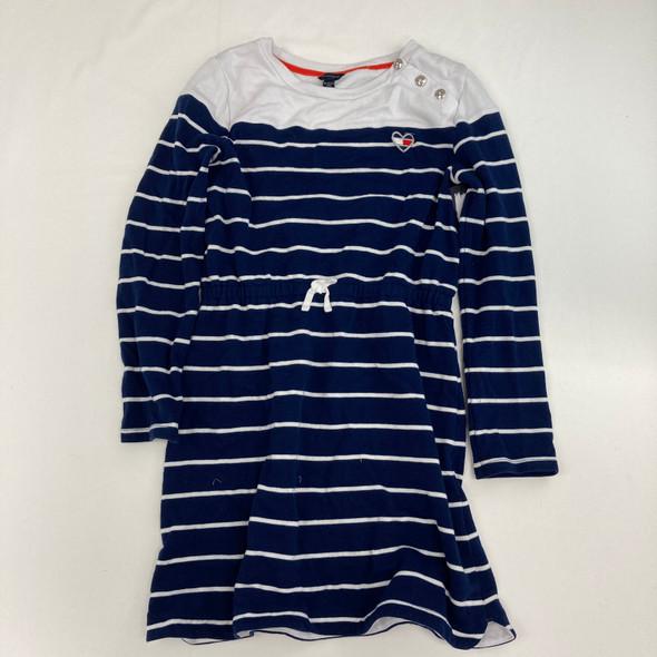 Tommy Stripe Dress 16 yr