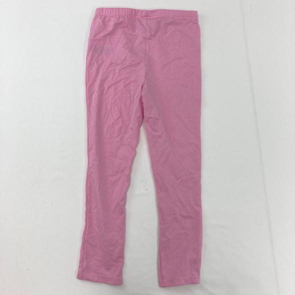 Baby Pink Leggings 5 yr