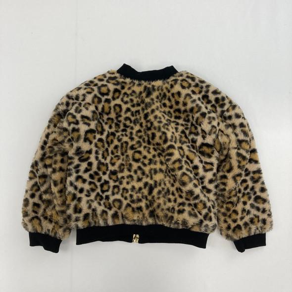 Leopard Jacket 5 yr
