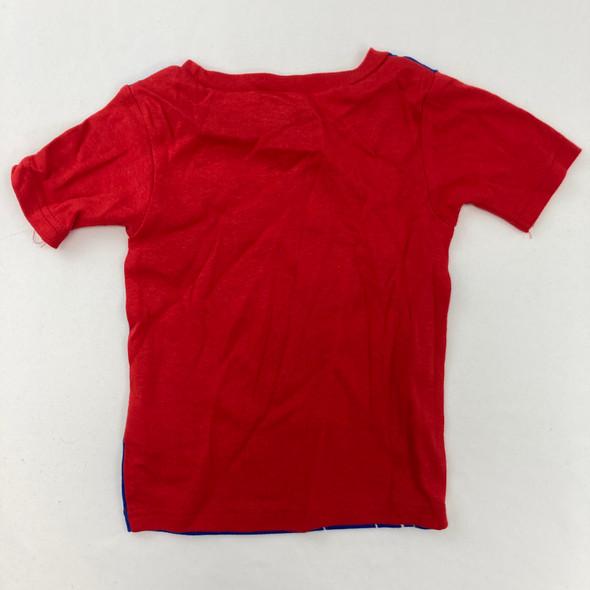 Spiderman Pajama Shirt 4T