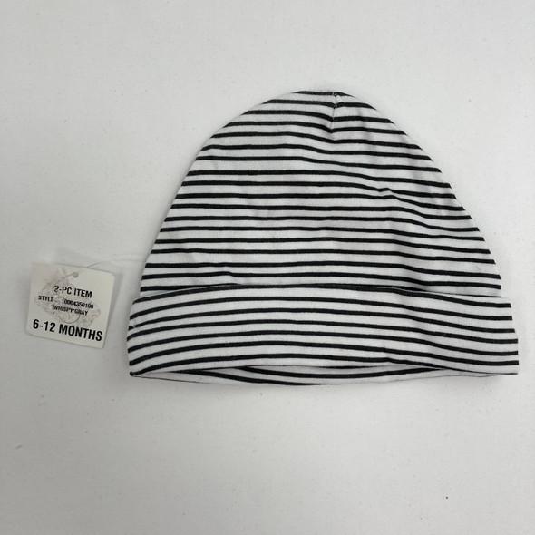 Striped Hat 6-12 mth
