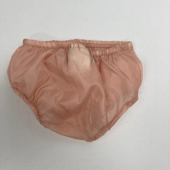 Peach Diaper Cover 12 mth