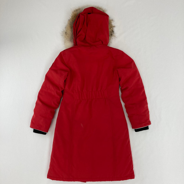 Youth Brittania Parka Jacket 7-8 yr