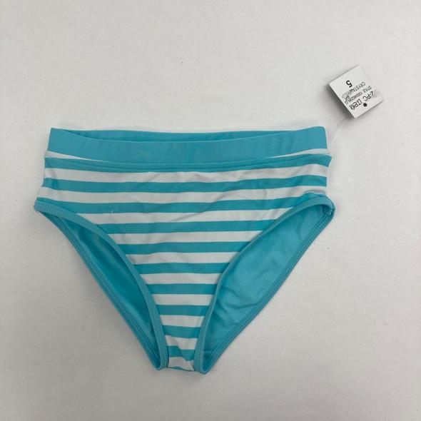 Striped Bikini Bottoms 5 yr