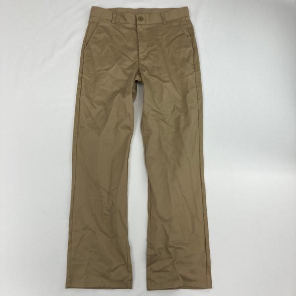 Brown Khaki Pants 16 yr