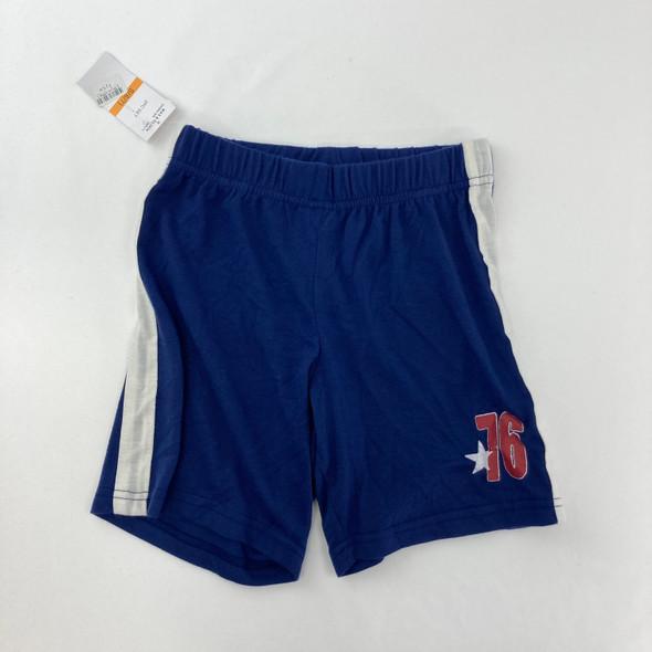 Cotton Pajama Shorts 6-7 yr