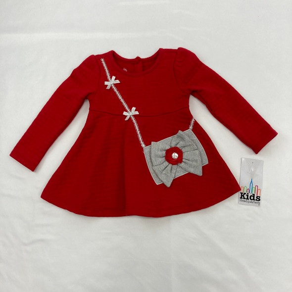 Bow Purse Top 2T