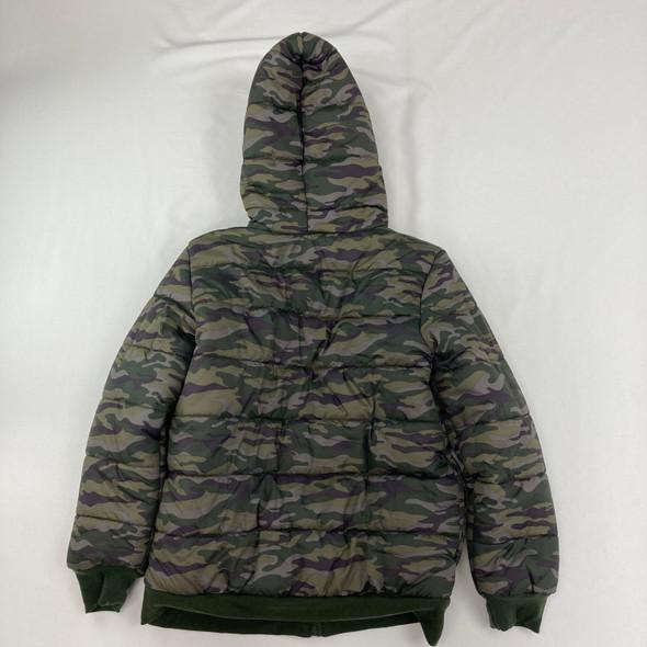 Camo Jacket Medium