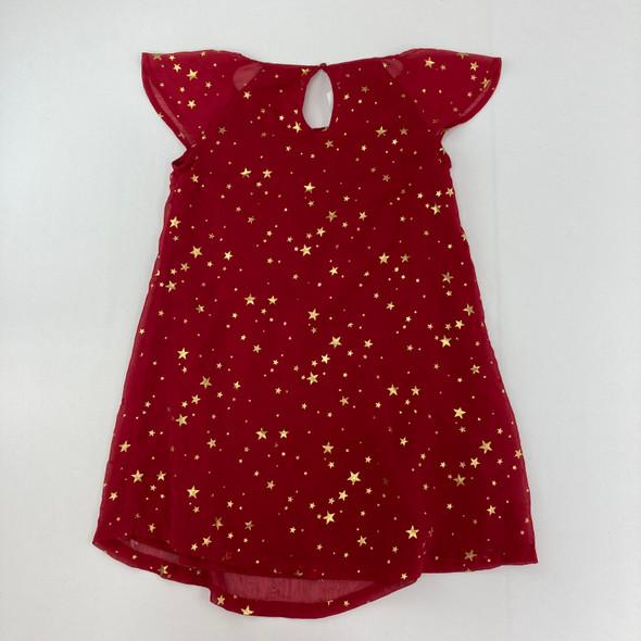 Star Dress 8 yr