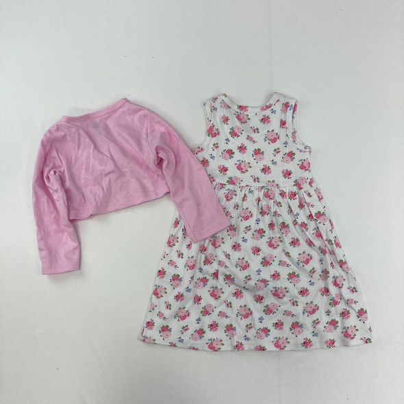 Dress With Sweater 18 mth