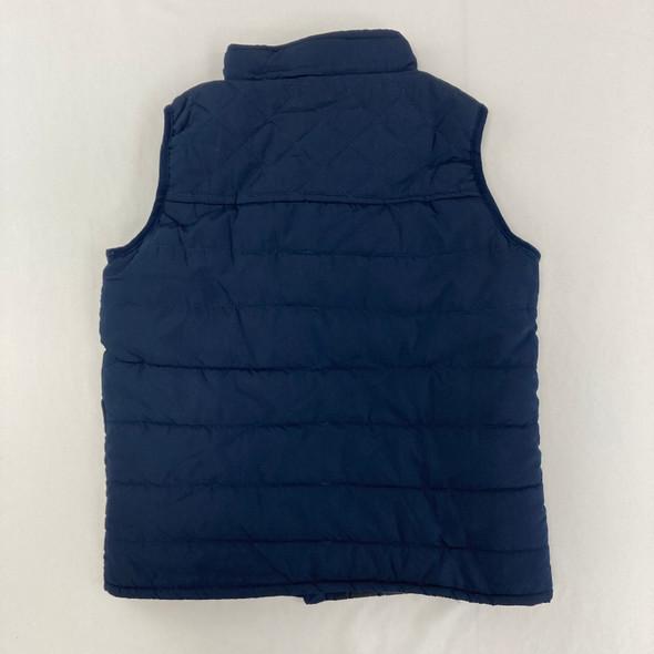 Navy Jacket Vest 7 yr