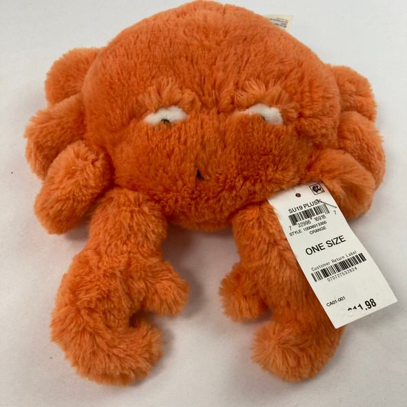 Crab Plush Toy